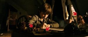 Automatisches Schreiben Caleb