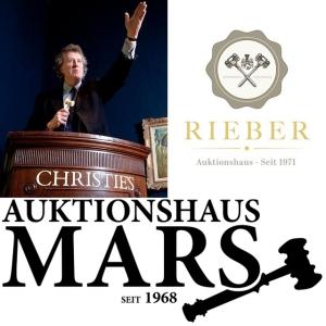 Auktionshammer Logos