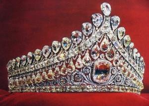 Krone Diadem