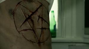16 Pentagrammnarben