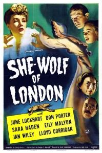 Die Werwölfin von London 1946