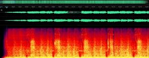 Doom 4 Spektogramm